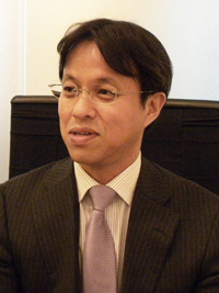 公認会計士・税理士 久保田克彦さん